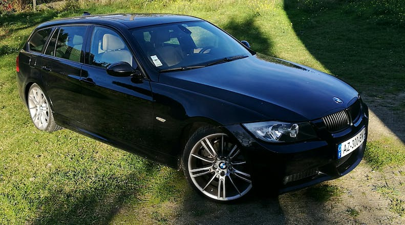 location bmw s rie 3 touring 2008 diesel nanterre 140. Black Bedroom Furniture Sets. Home Design Ideas