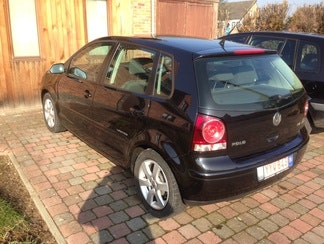 Volkswagen Polo united noire, 2009, Essence