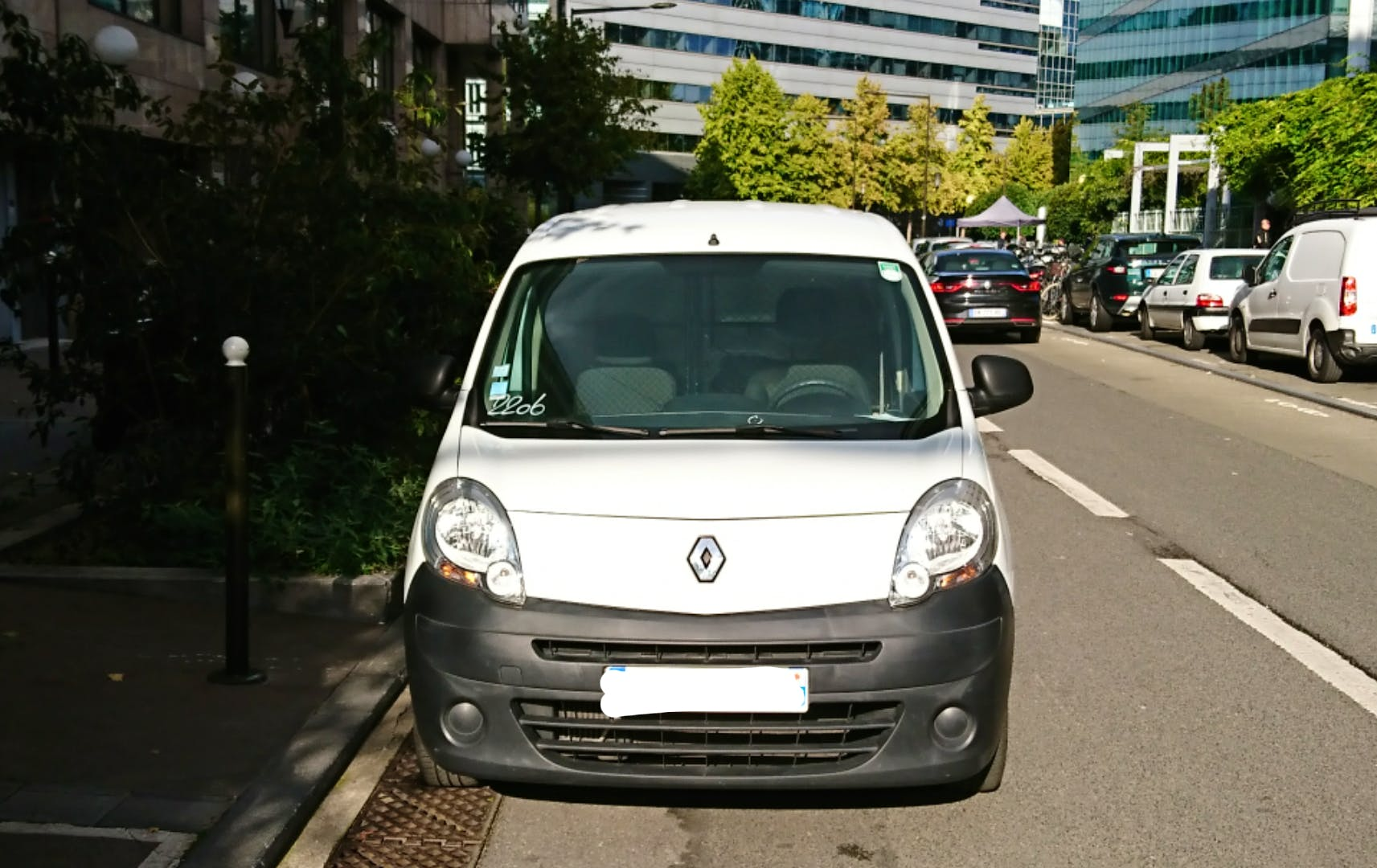 Renault Kangoo Express dCi 90 Grand Confort #ag avec Climatisation