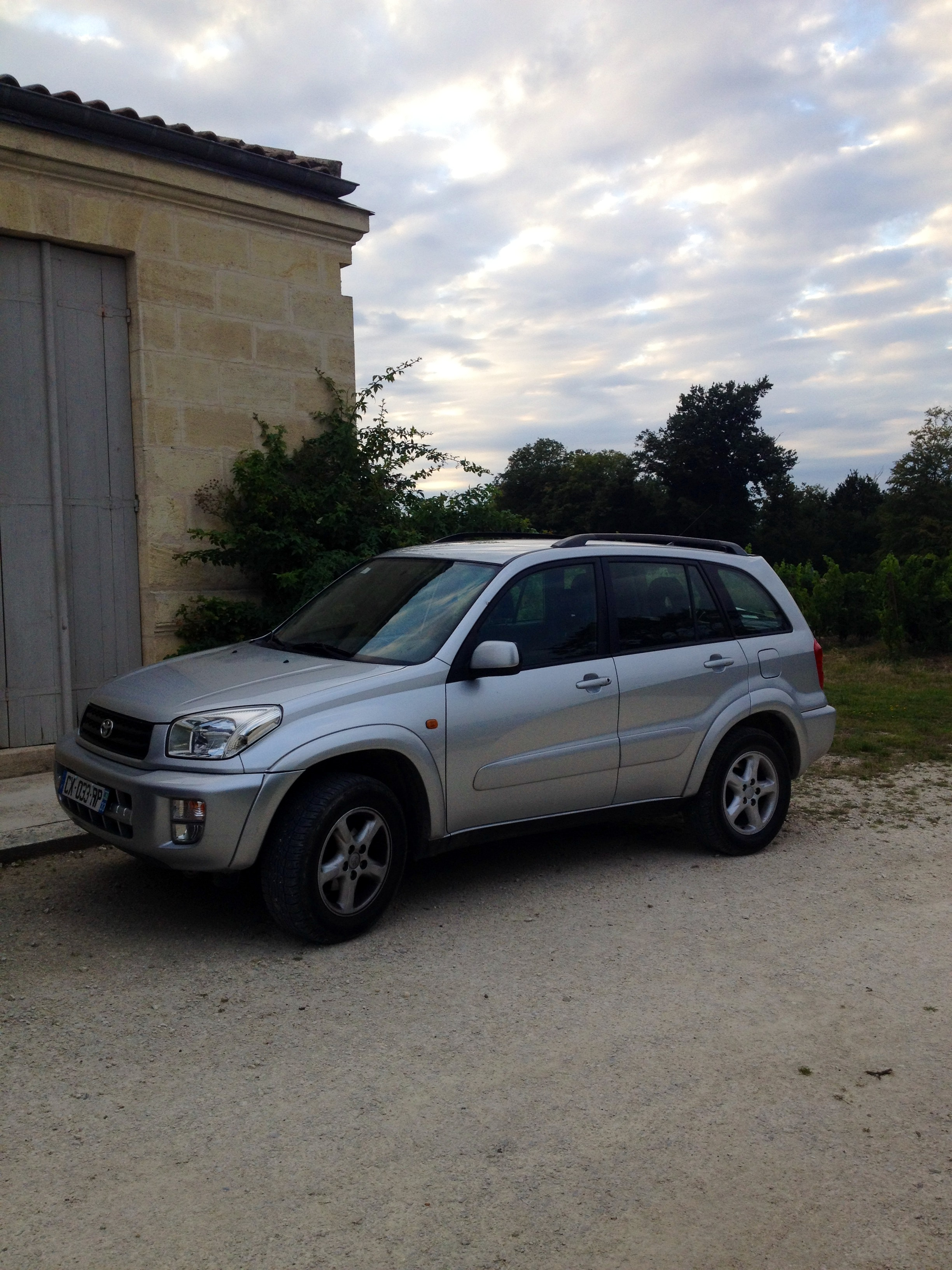 Toyota Rav 4, 2003, Essence, automatique