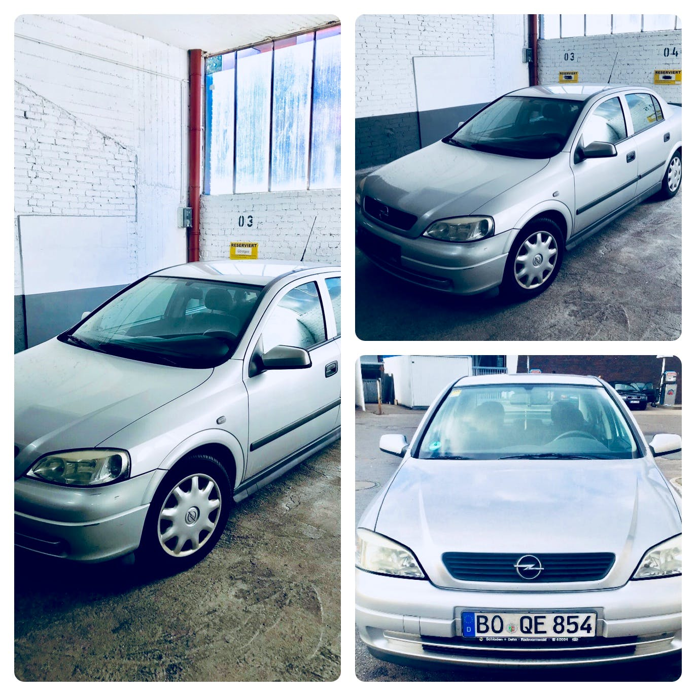 Opel Astra 1.6 16V mit CD-Player