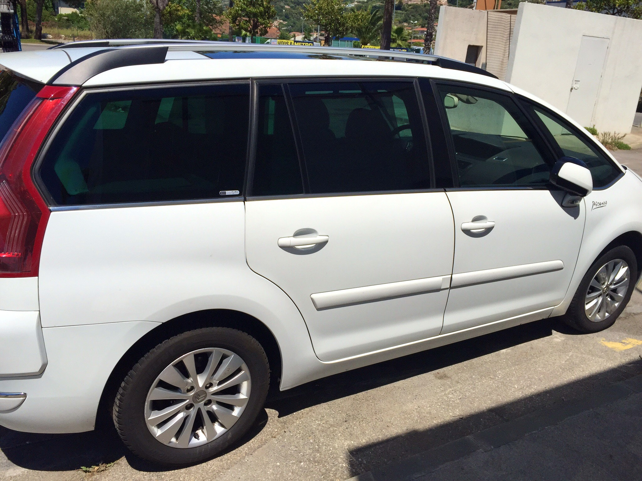 Citroën Grand C4 Picasso Visiospace 7places, 2009, Diesel, automatique, 7 places - Familiale Nice (06)