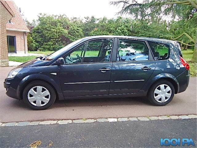 Renault Grand Scénic 1.9 DCI, 2005, Diesel, 7 places