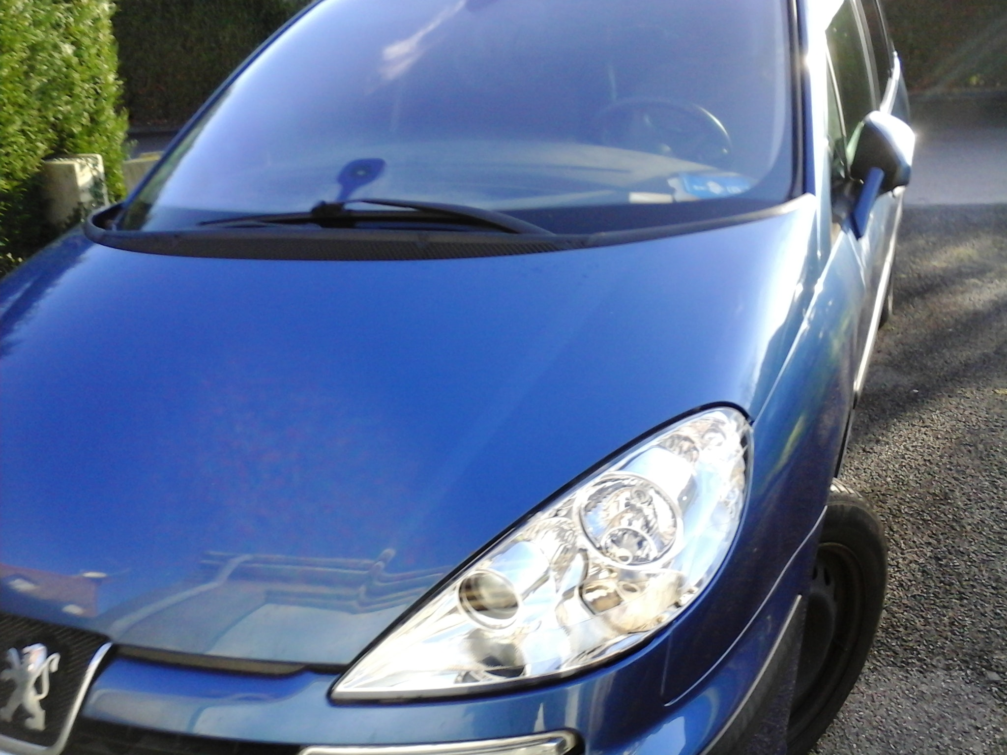 peugeot 807 2,2 hdi, 2006, Diesel, 7 places