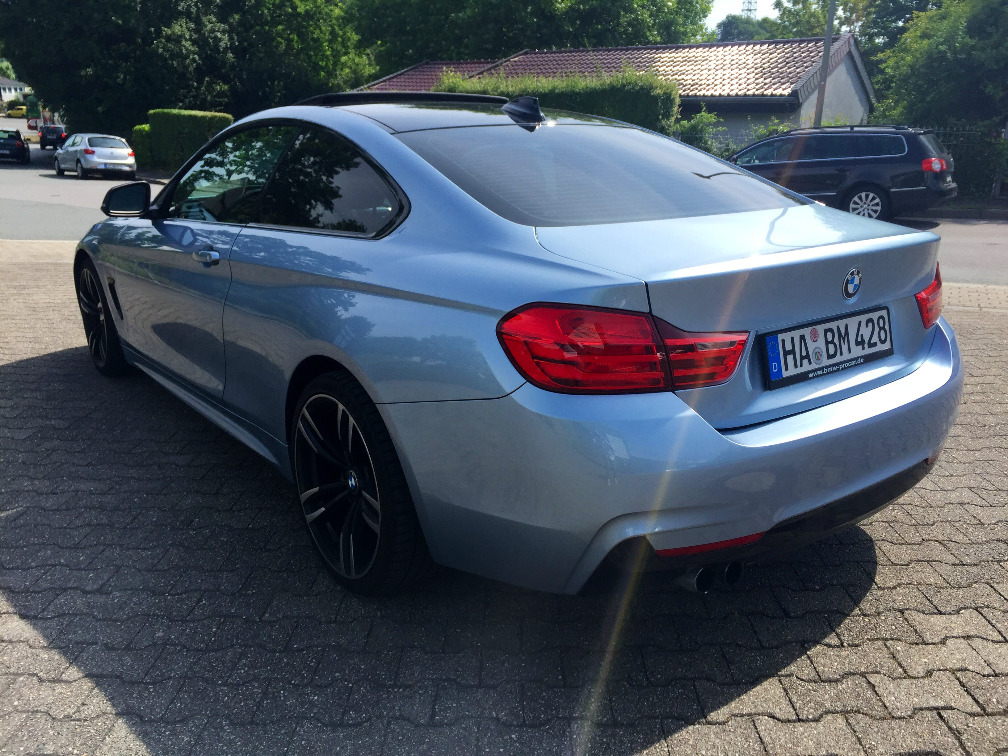 BMW  428i Sport Coupe mit CD-Player