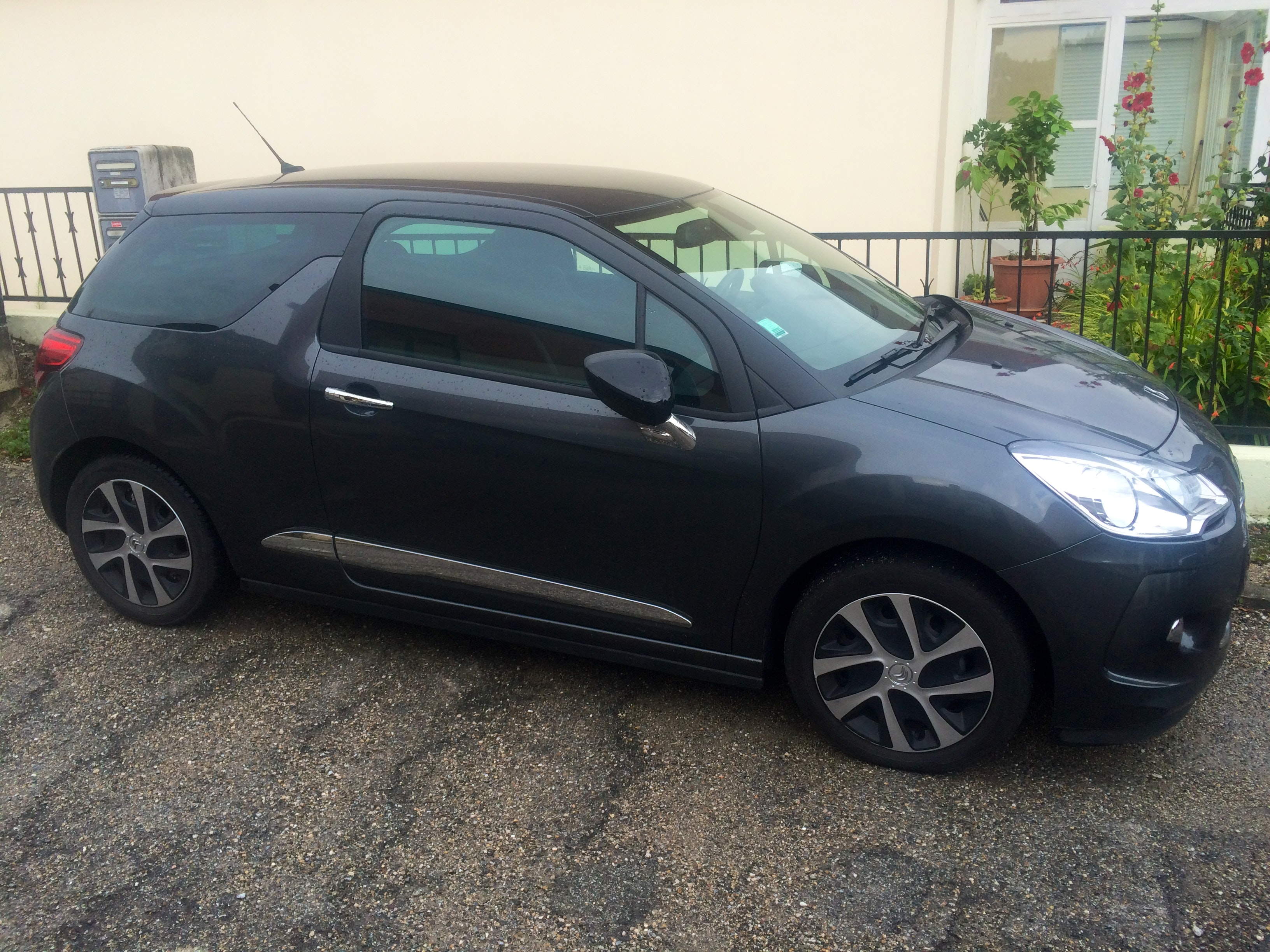 Citroën DS3 HDI 92 SO CHIC, 2013, Diesel