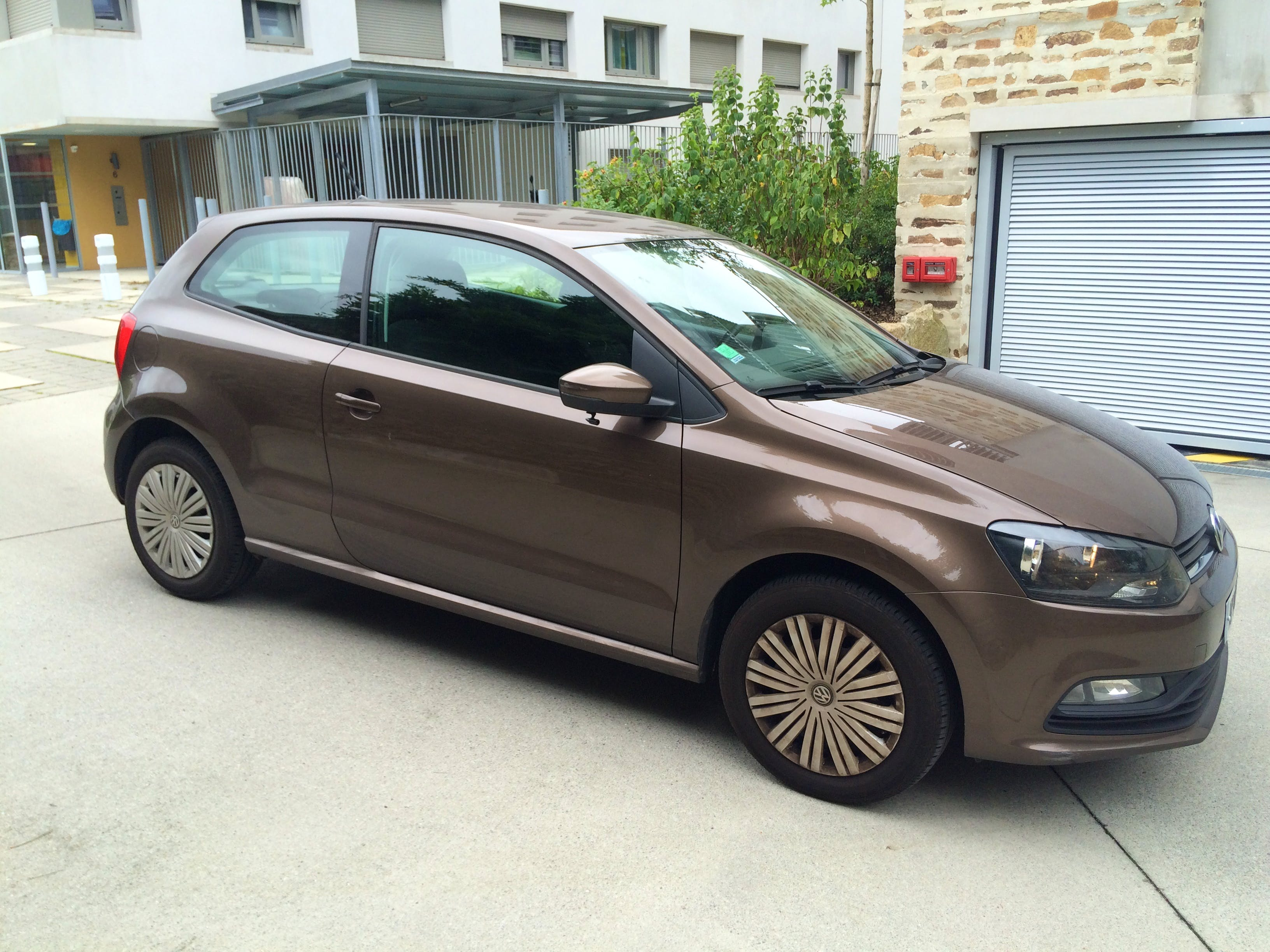 Volkswagen Polo, 2015, Essence