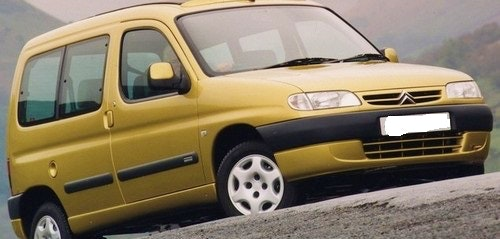 Citroën Berlingo 1,9L D Multispace, 1999, Diesel