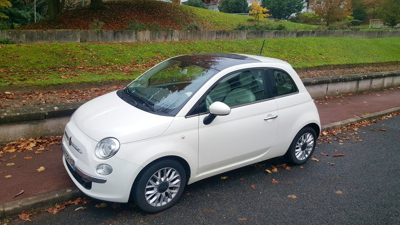 Location fiat 500 2014 paris place de la porte de saint cloud - Parking porte de saint cloud ...
