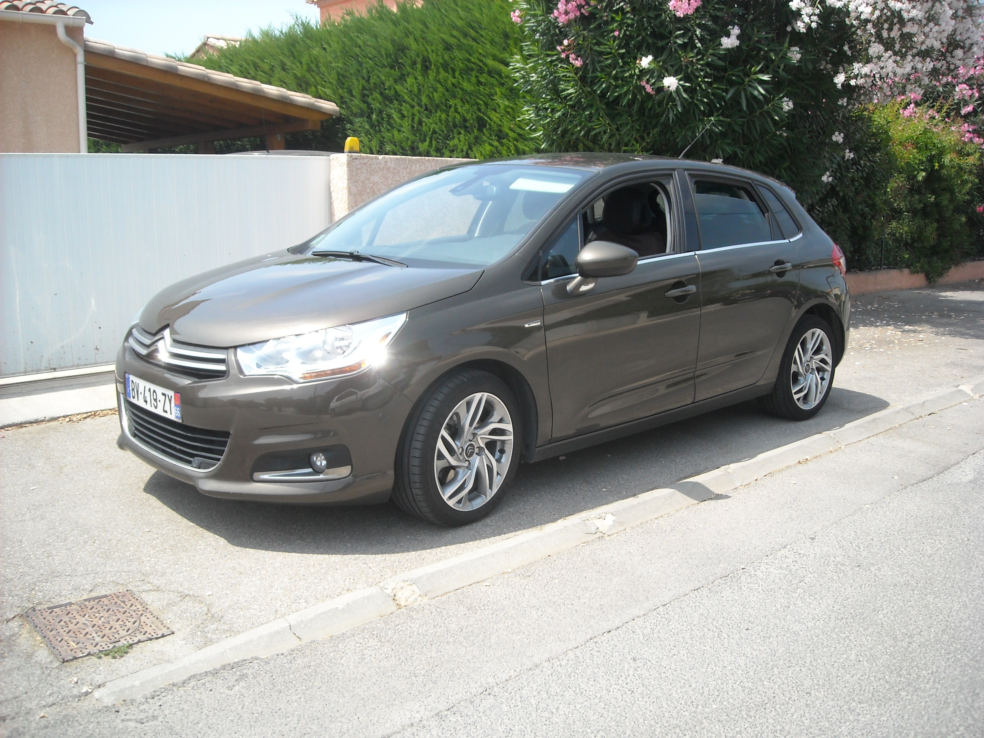 Citroen  C4 exclusive , 2011, Diesel