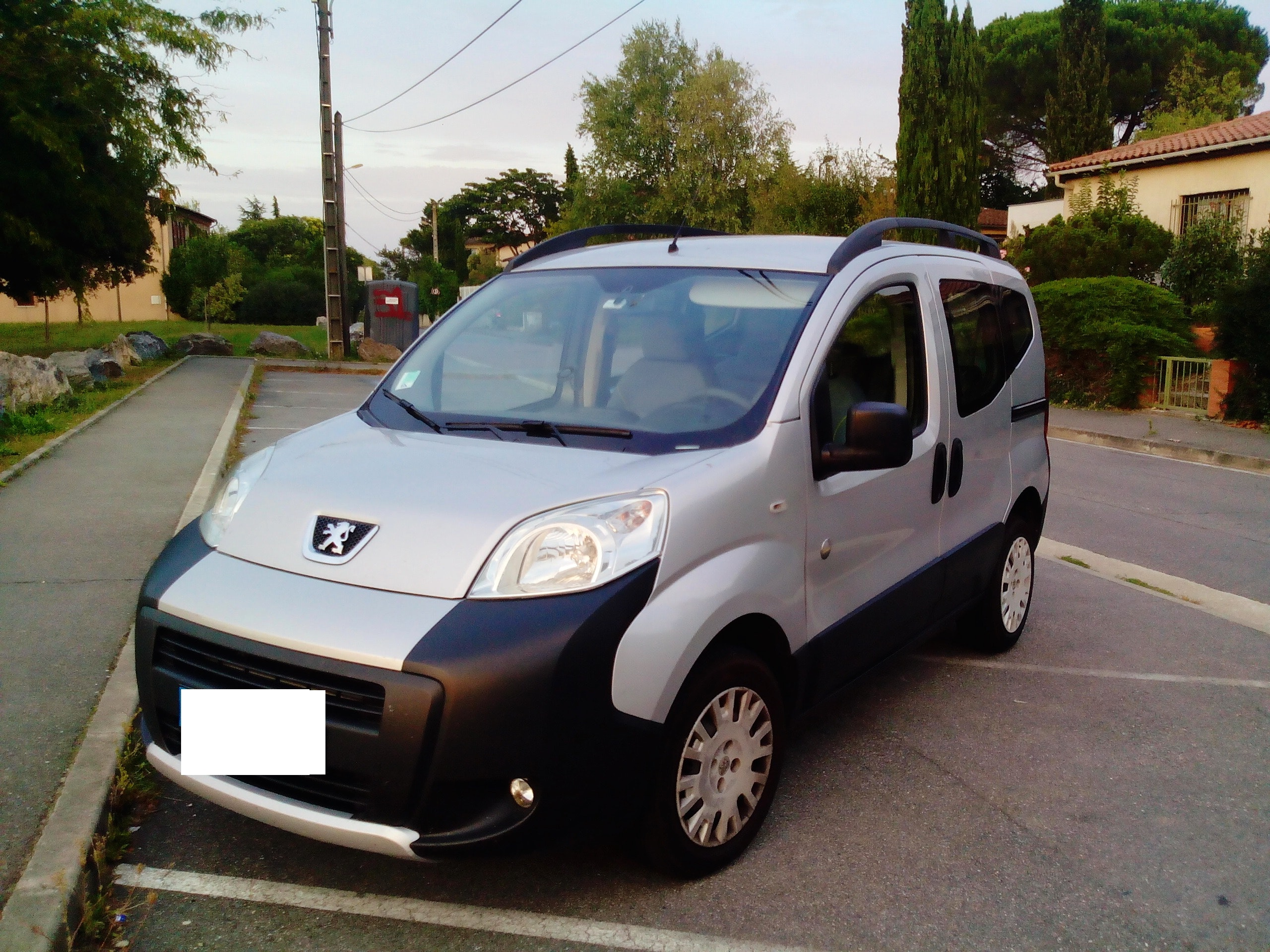 Peugeot Bipper Tepee Outdoor, 2010, Diesel - Familiale Toulouse (31)