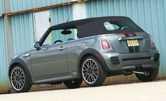 Mini Cooper pack john cooper work, 2010, Essence