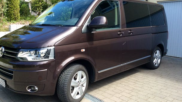 van volkswagen multivan 2012 diesel automatik 6 sitze in. Black Bedroom Furniture Sets. Home Design Ideas