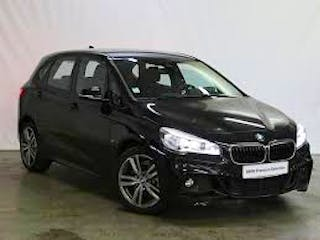 location bmw s rie 2 active tourer 2017 diesel automatique. Black Bedroom Furniture Sets. Home Design Ideas