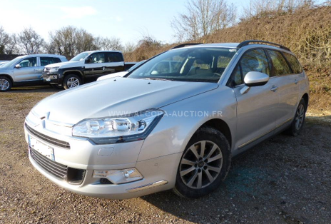 Citroen C5 TOURER E-HDI 110 BUSINESS BMP6 , 2012, Diesel, automatique