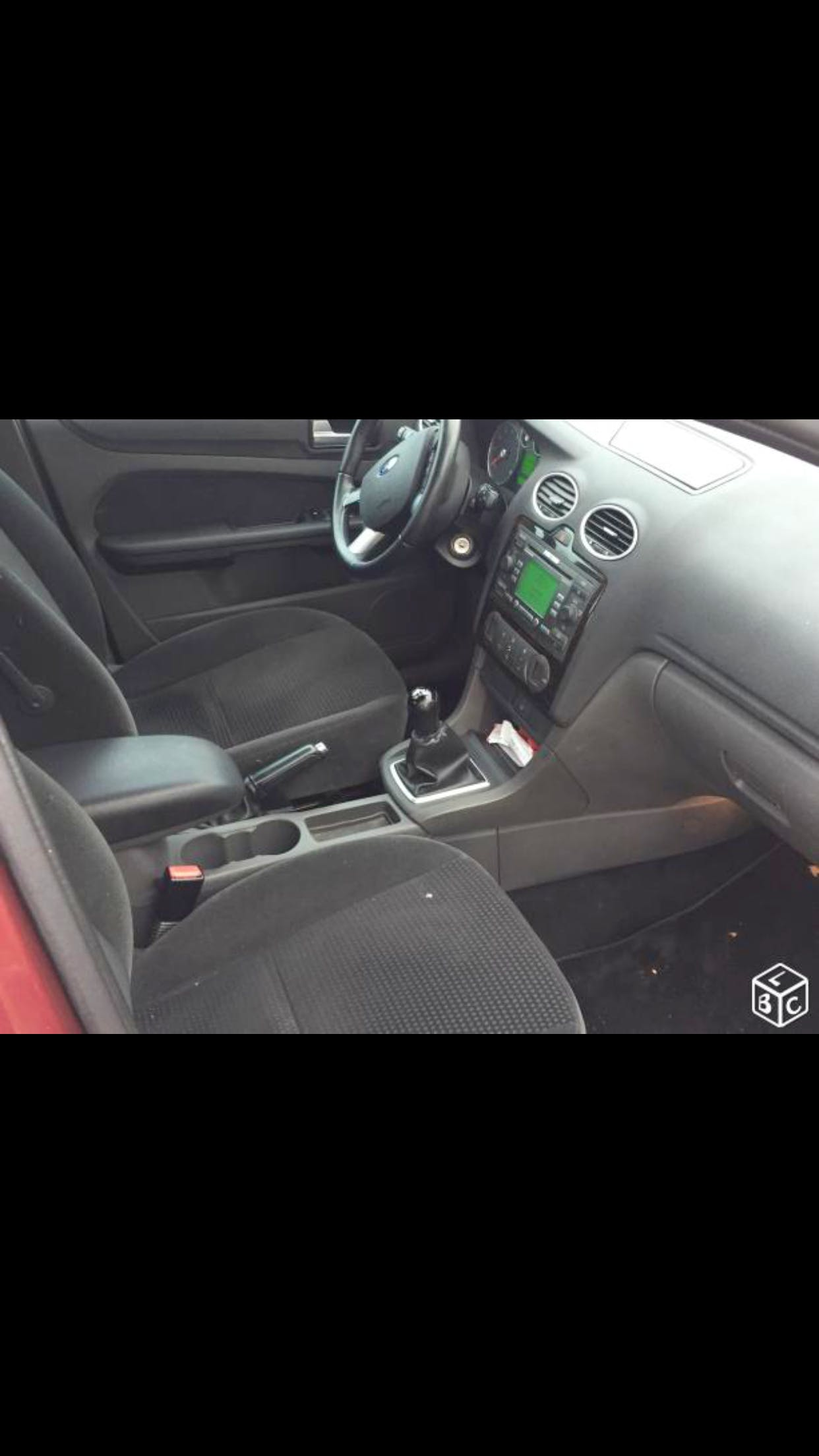 Ford Focus 1.6 ghia avec Climatisation