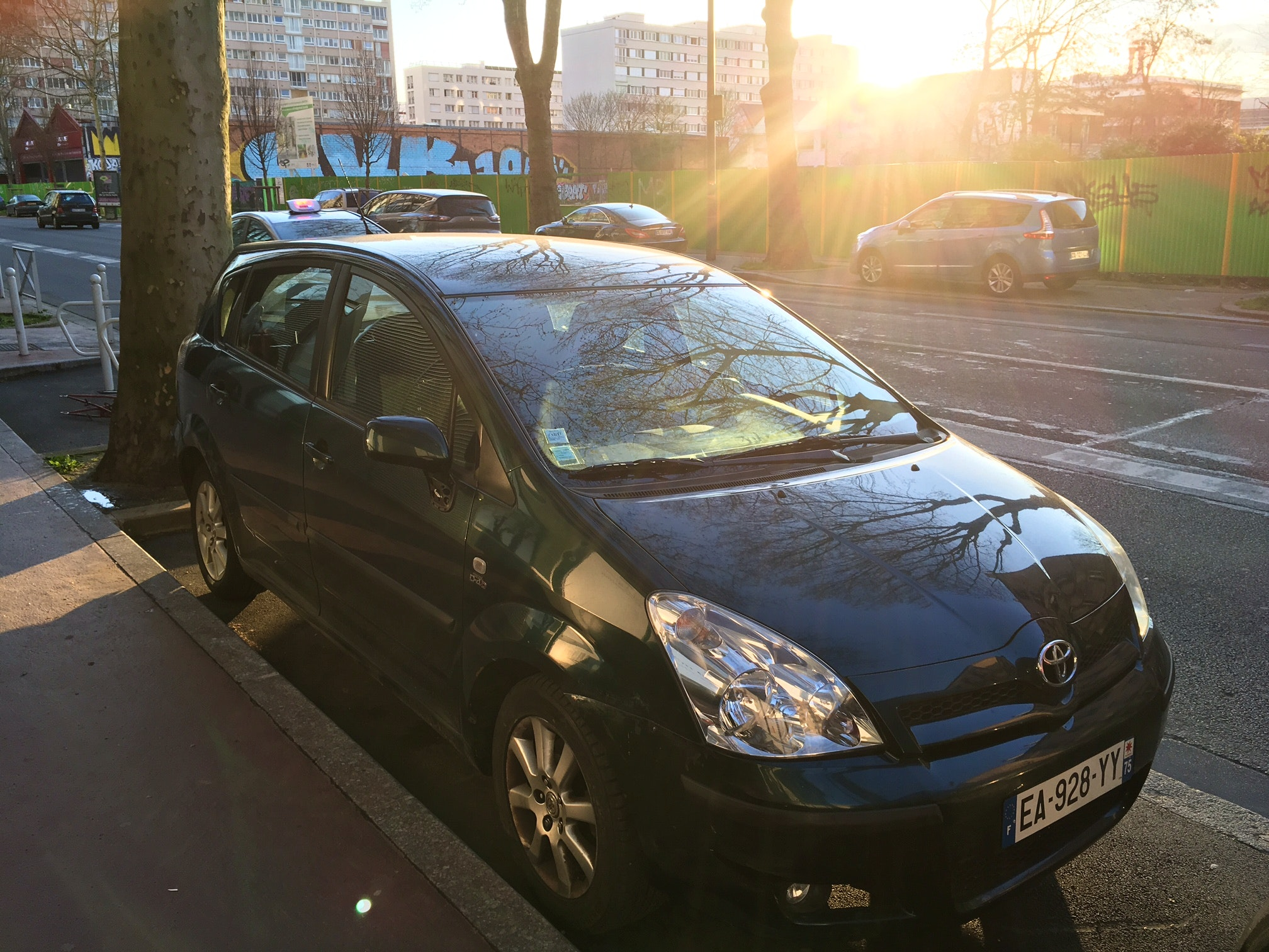 Toyota Corolla Verso 7 places, 2005, Diesel, 7 places