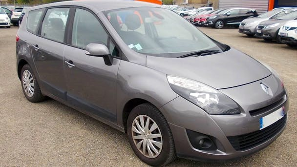 Renault Grand Scénic III dCi 105 eco2 7 places, 2010, Diesel, 7 places