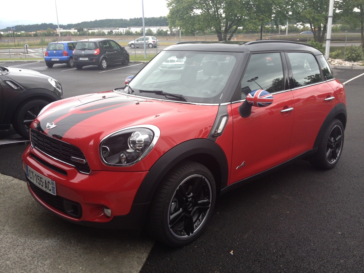 Mini Countryman Sd All4, 2013, Diesel