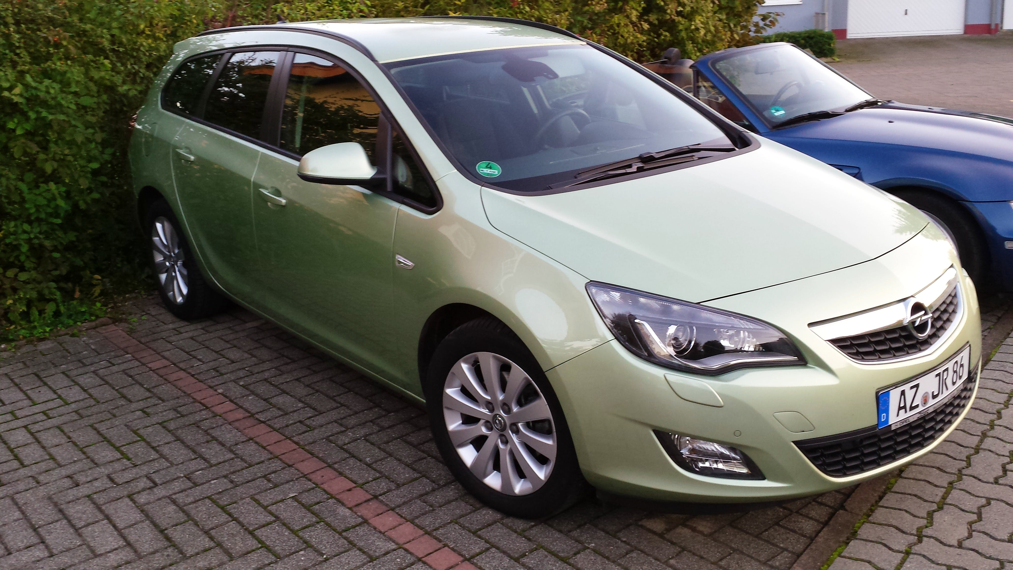 Opel Astra Sports Tourer, 2011, Diesel