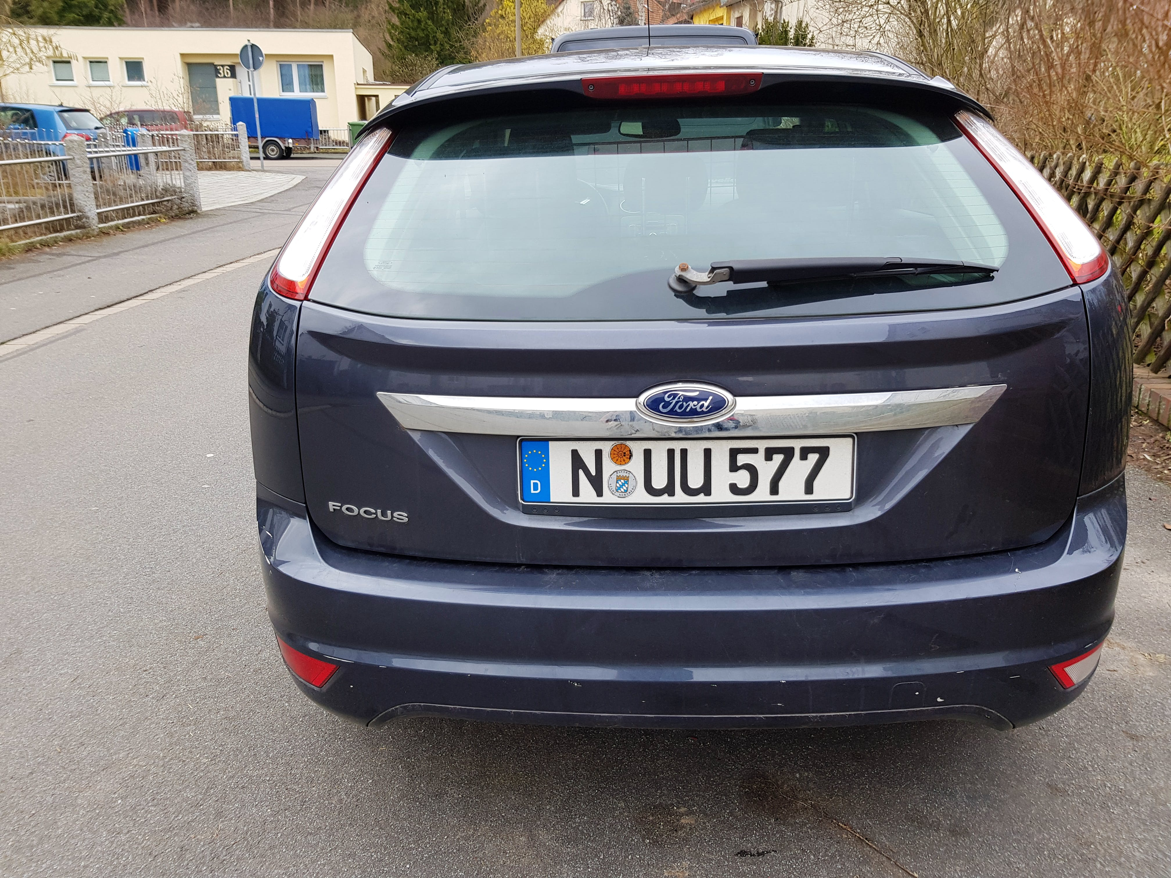 Ford Focus mit Audio-/iPod-Zugang