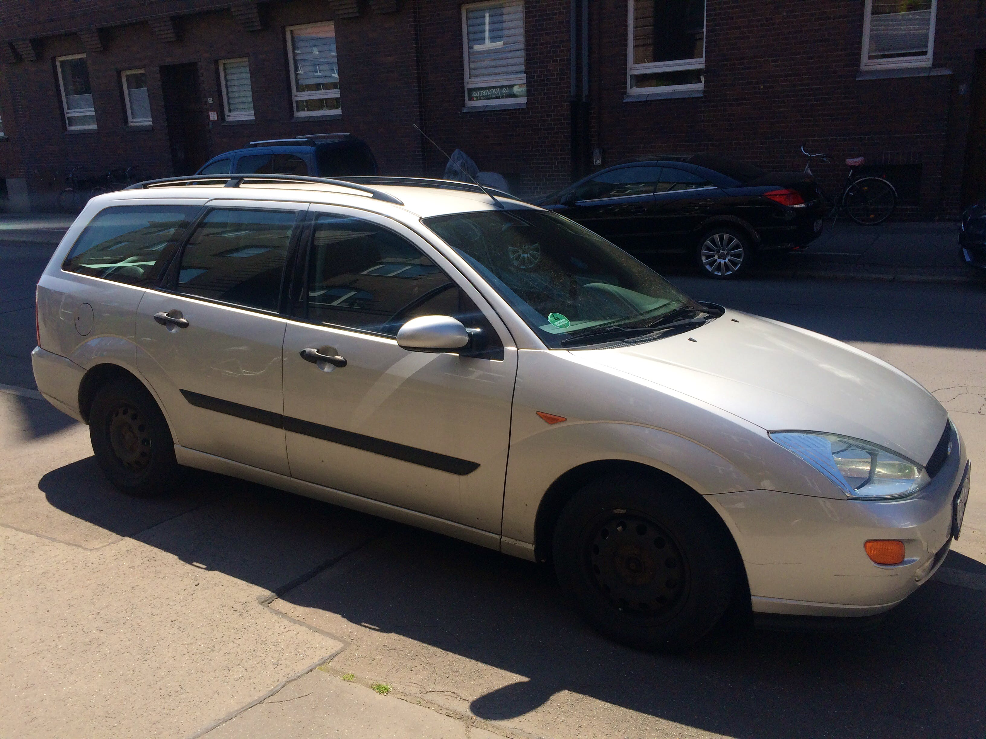 Ford Focus DNW, 2000