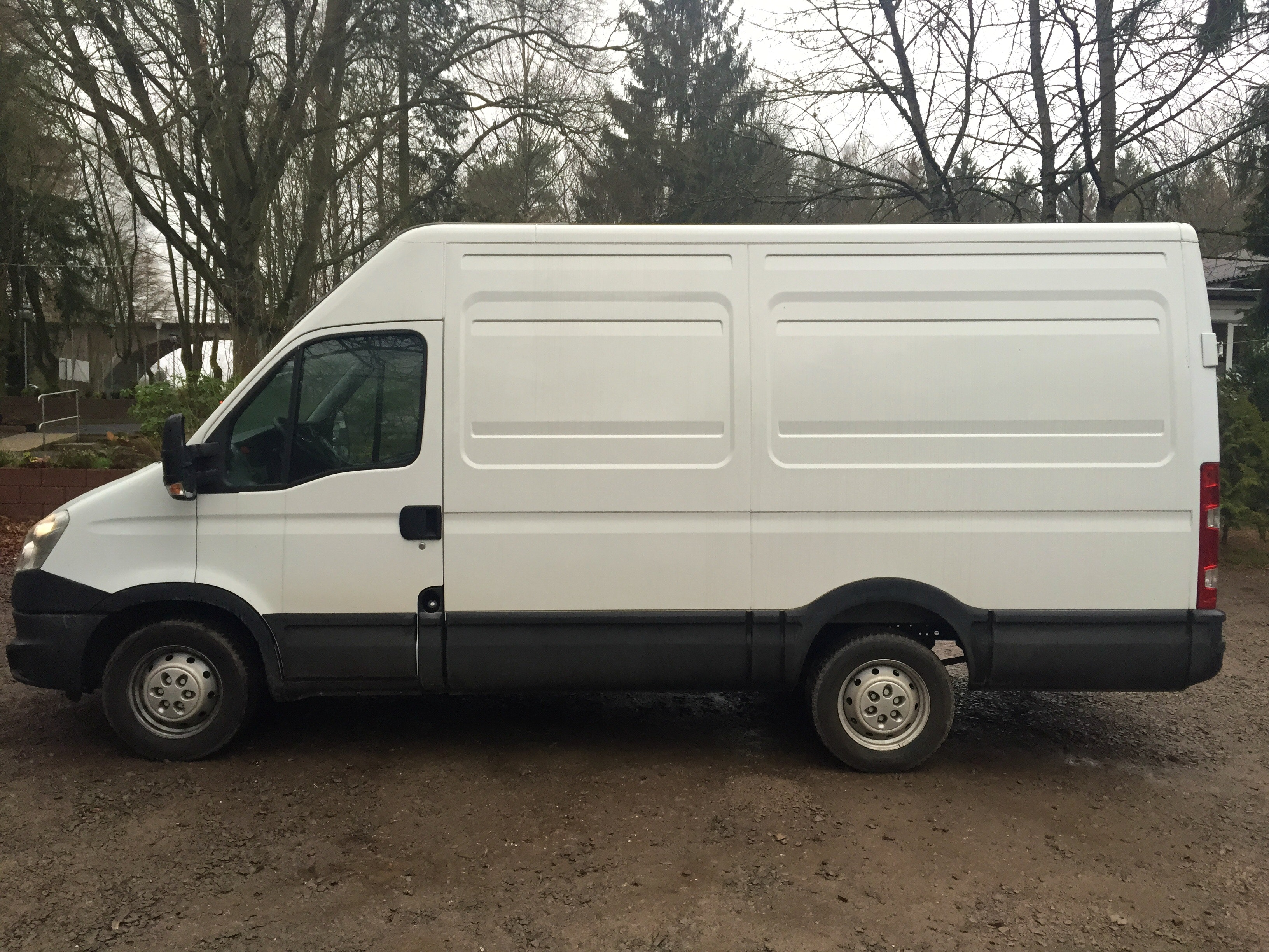 Iveco Daily, 2013, Diesel