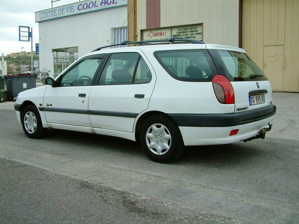 peugeot break, 2000, Diesel