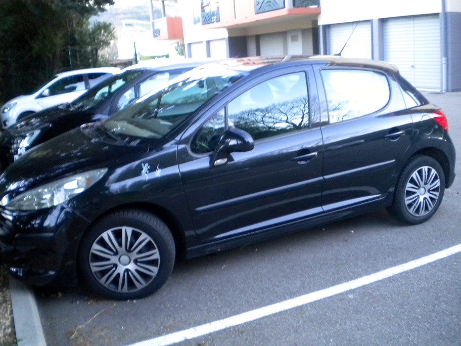 Peugeot 207 EXECUTIVE HDI 110CH, 2007, Diesel