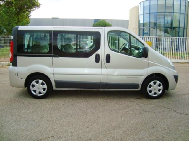 Renault traffic , 2003, Diesel, 9 places et plus