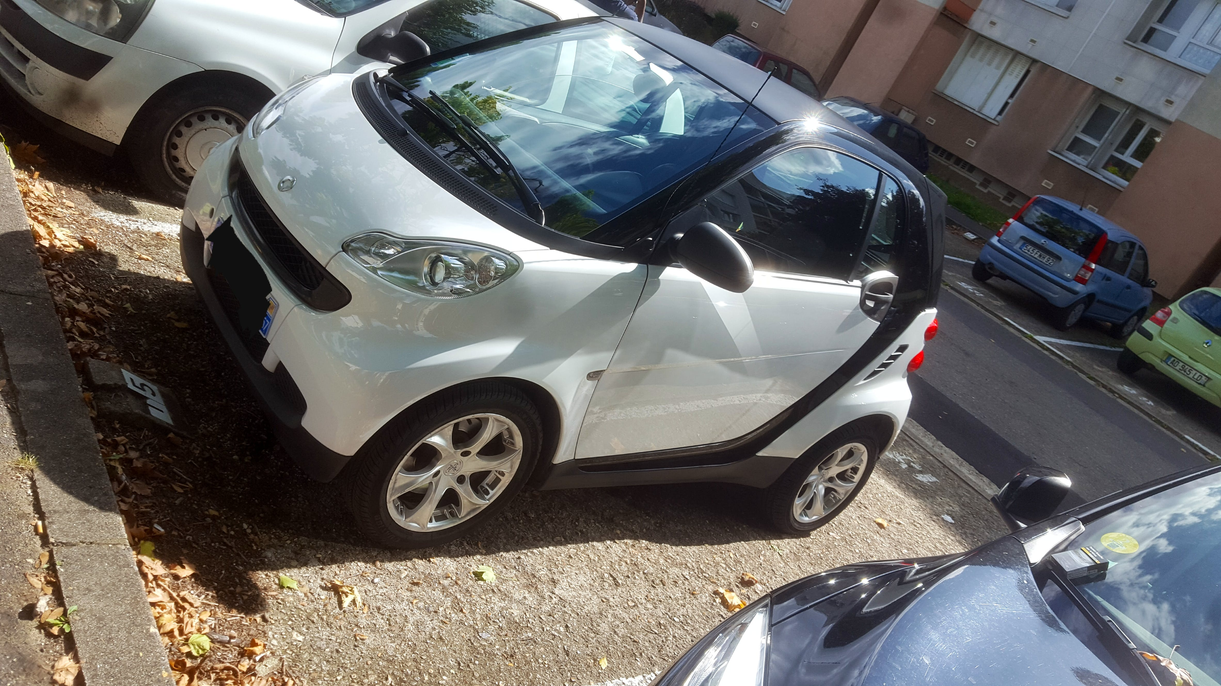 Smart Fortwo Coupé, 2010, Essence, automatique