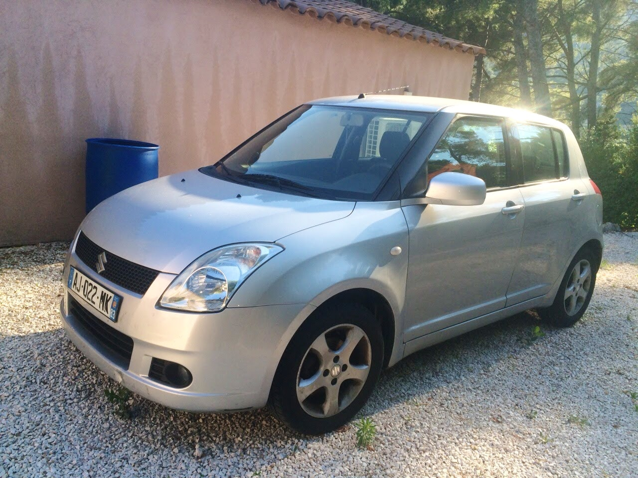 Suzuki Swift, 2012, Essence, automatique