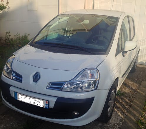 Location renault grand modus 2010 automatique neuilly for Garage auto neuilly sur marne
