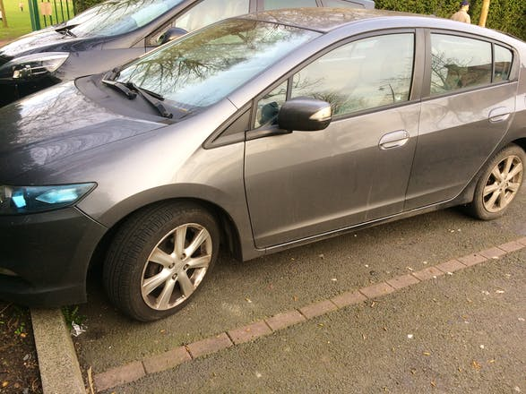 Location honda insight 2009 hybride automatique douai rue de cuincy - Location voiture douai ...
