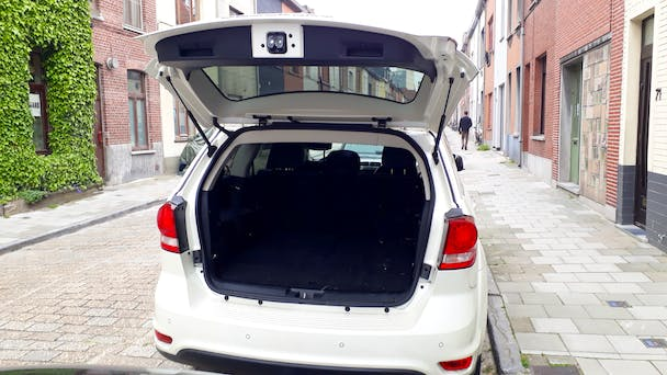 Fiat Freemont 2.0 Type JC met Audio- / iPod-ingang