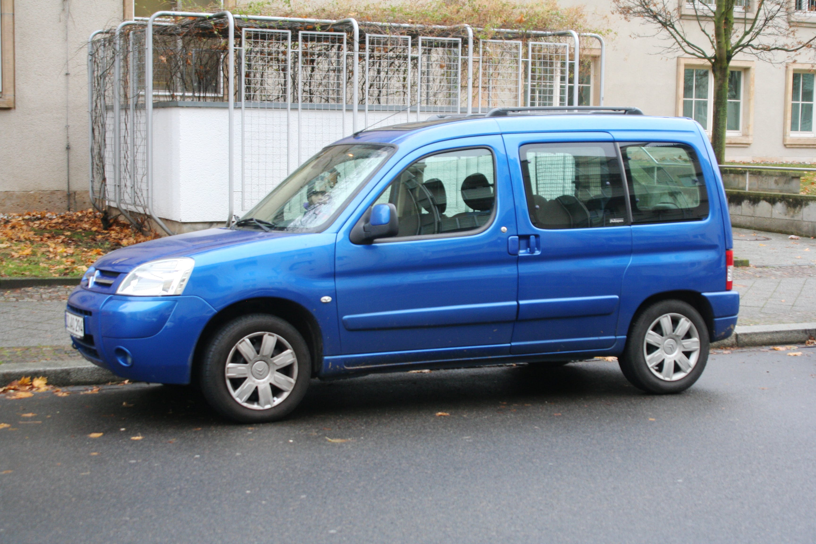 Citroen Berlingo Multispace, 2006, Diesel