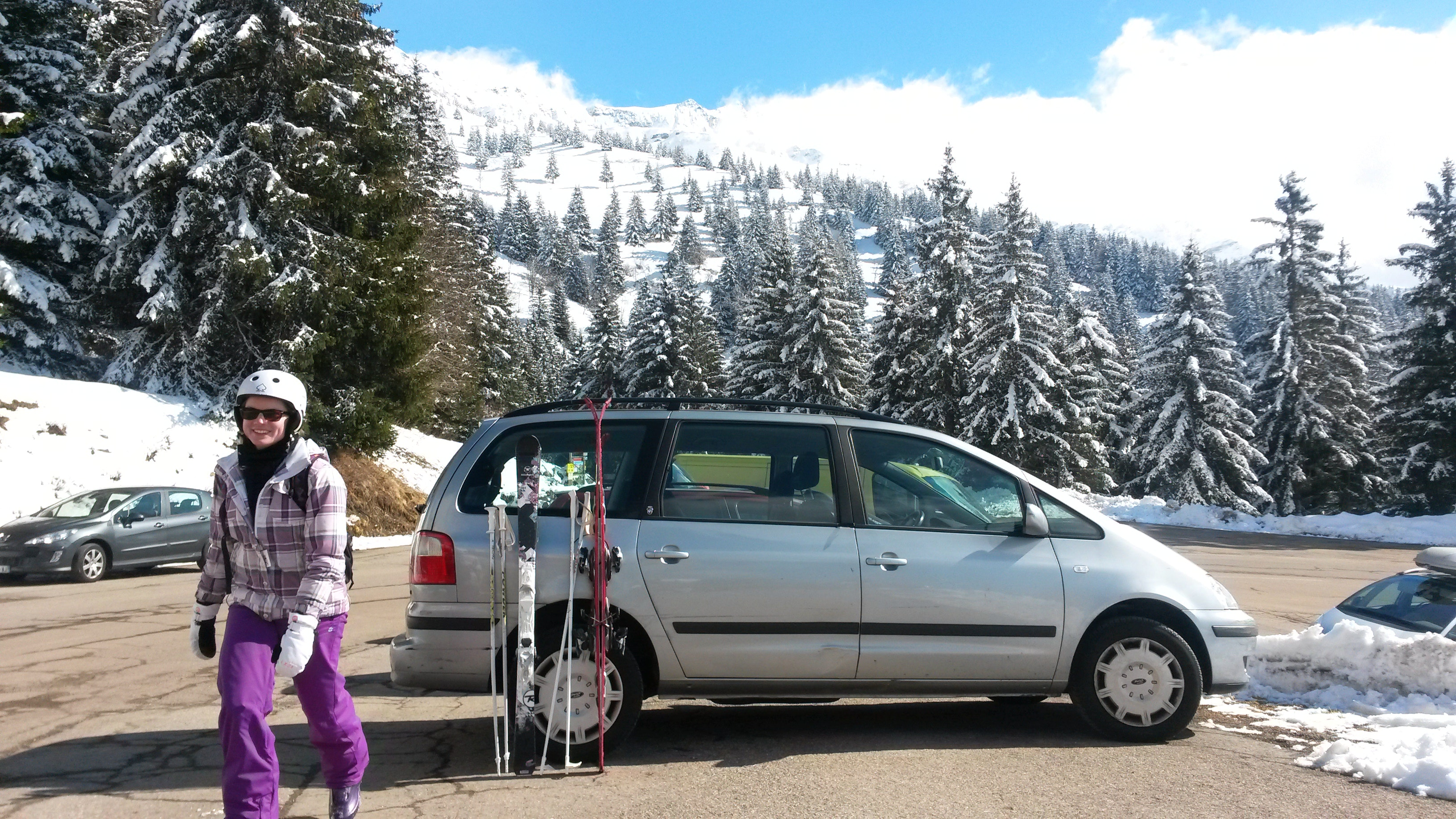 Ford Galaxy, 2003, Diesel, 7 places - Familiale Chambéry (73)