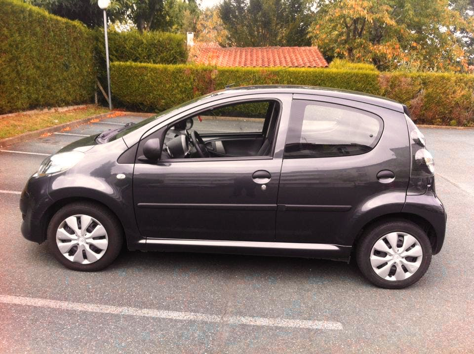 Citroen C1 ATTRACTION GRISE avec Lecteur CD