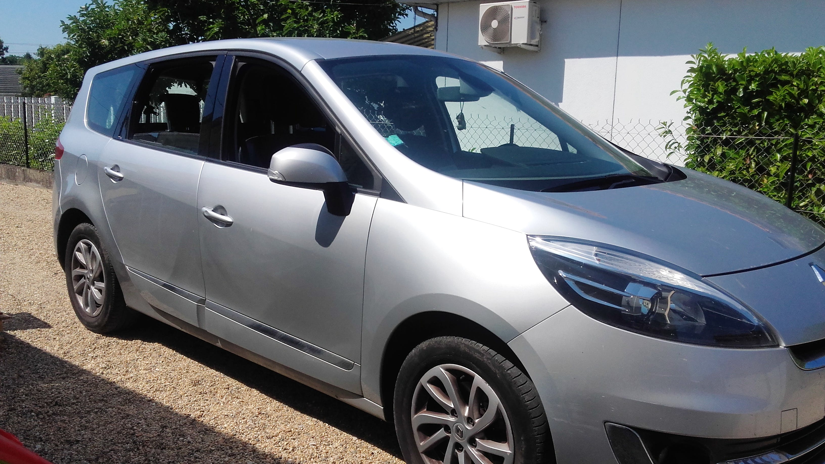 Renault Grand Scénic, 2012, Diesel, 7 places