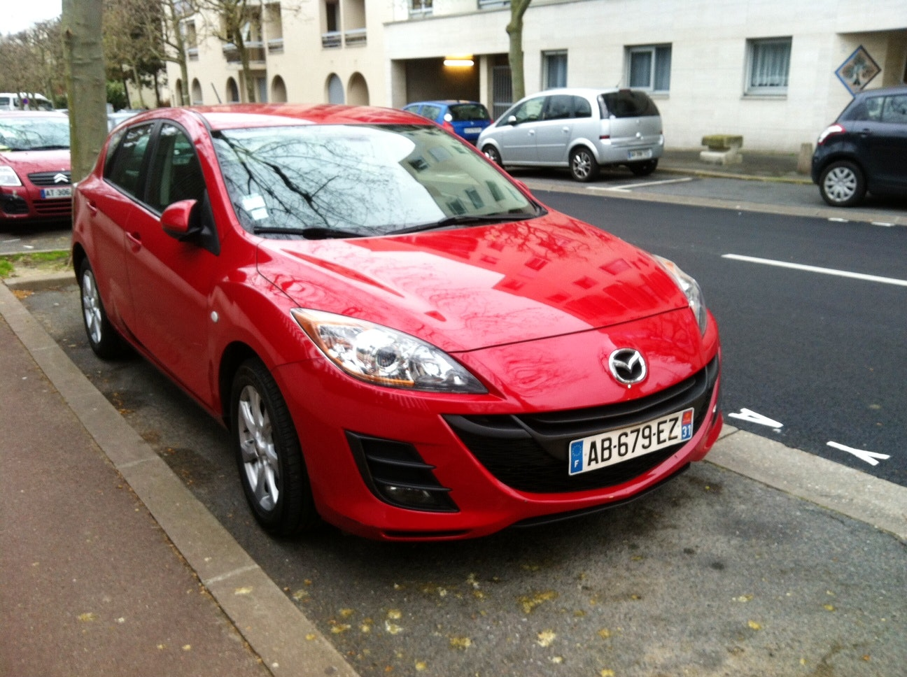 Mazda 3 BL 2009, 2009, Essence - Berline Paris (75)