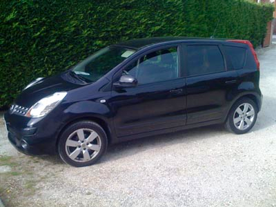 Nissan  Note, 2009, Essence - Familiale Arras (62)