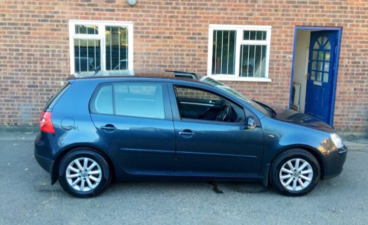 Volkswagen Golf 1.9 TDI Top of the line all power con Aire acondicionado