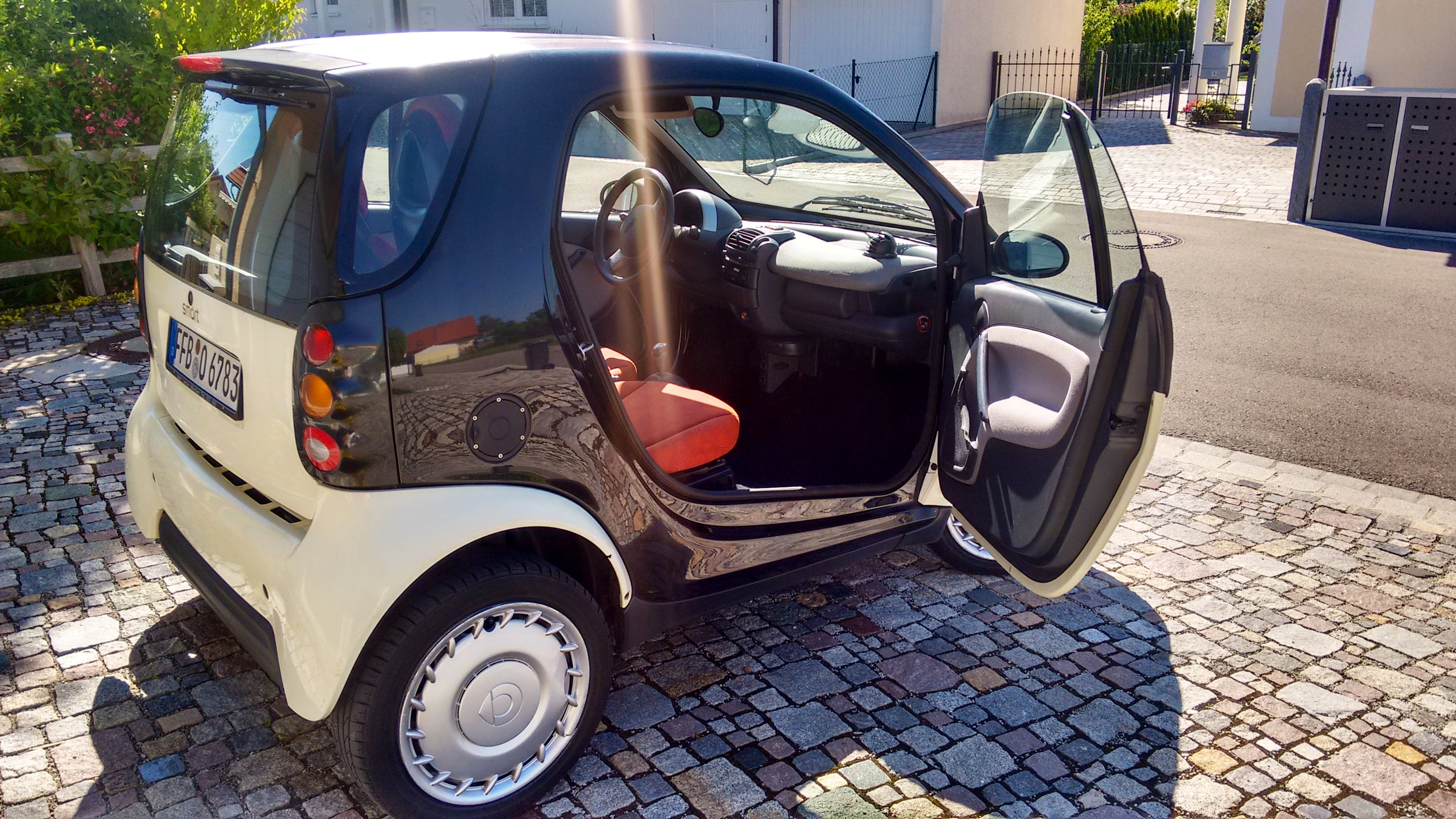 Smart Fortwo mit Audio-/iPod-Zugang