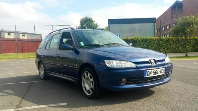 Peugeot 306 break, 2002, Diesel