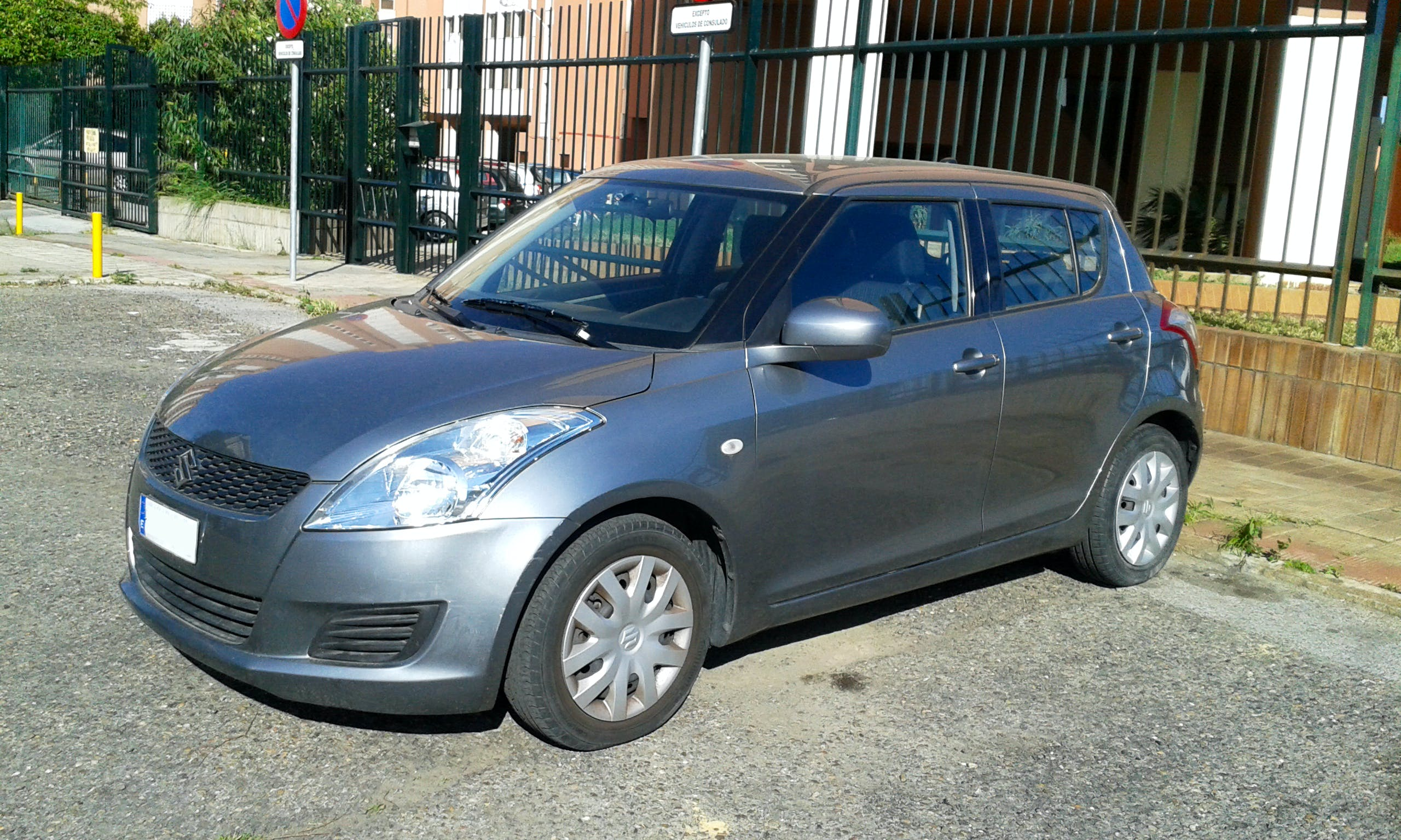 Suzuki swift, 2011, Gasolina