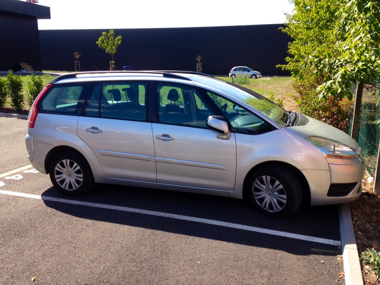 Citroen Grand C4, 2009, Diesel, 7 places