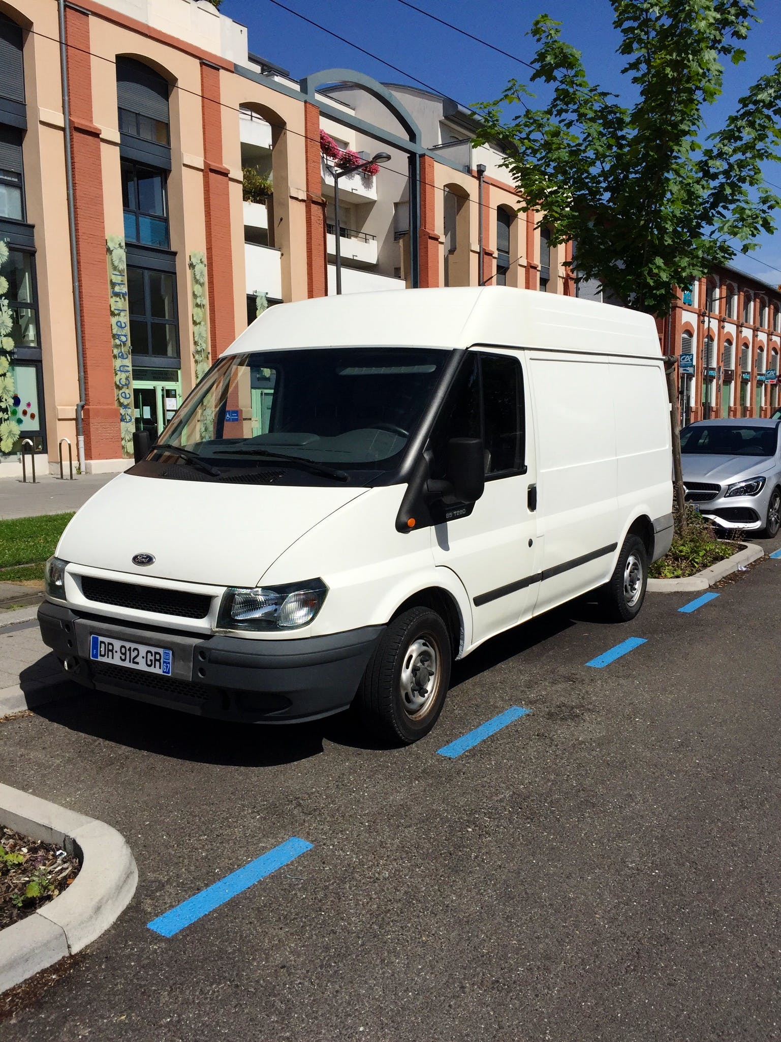 Ford Transit Fourgon 85t280, 2006, Diesel