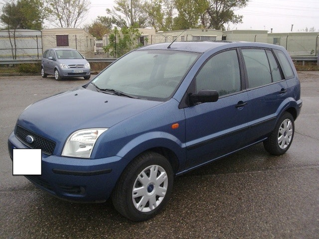 Ford FORD FUSION 1,4, 2003, Diesel