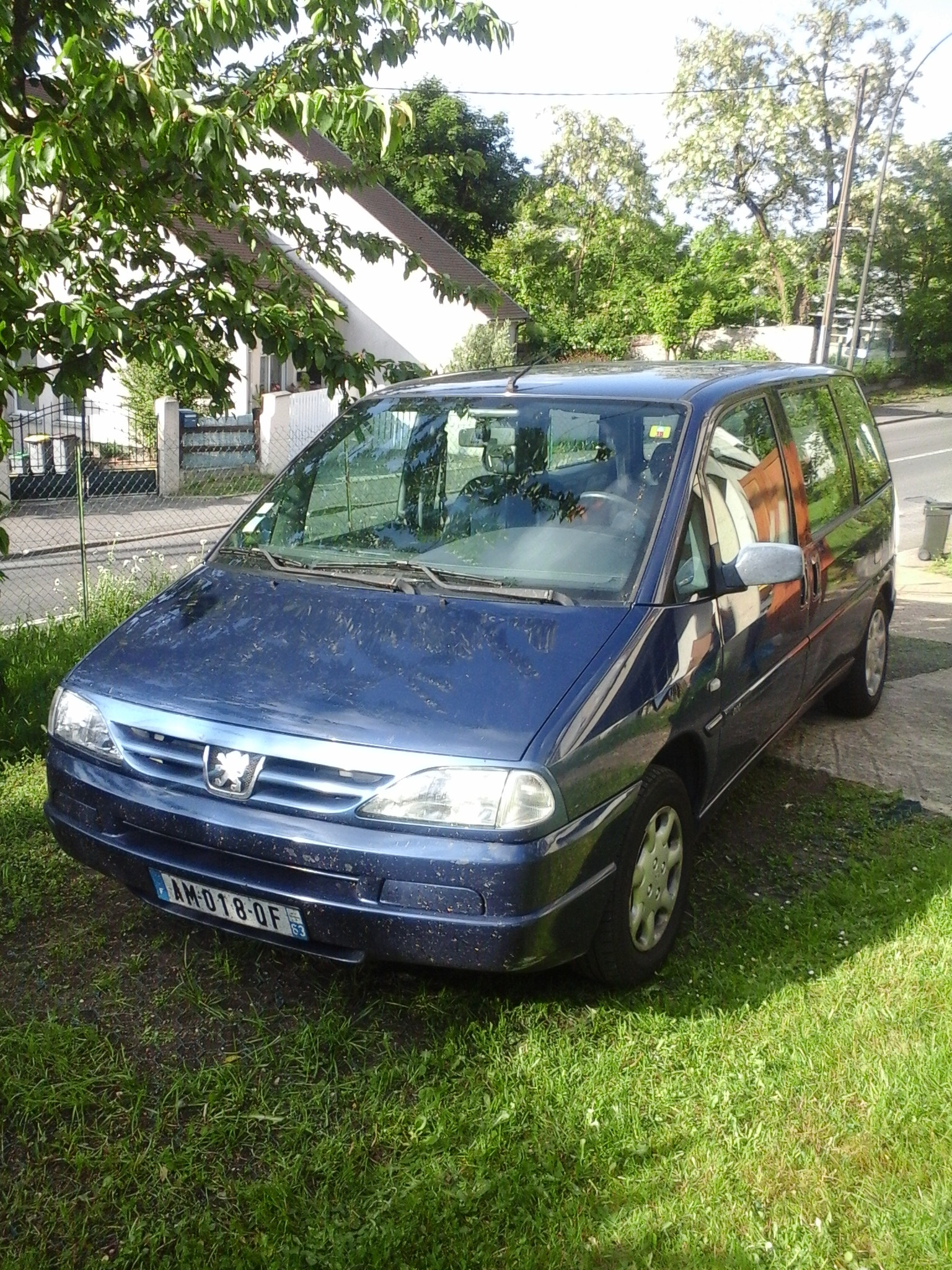 Peugeot 806 HDI Family , 2000, Diesel, 8 places