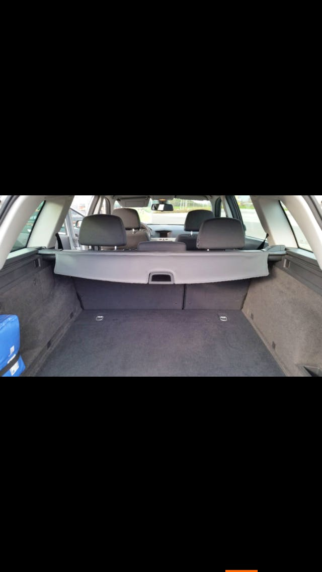 Opel Astra mit CD-Player